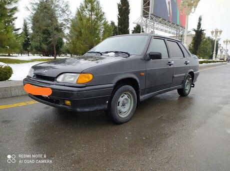 Lada Vaz 2115 2012 Turbo Guru