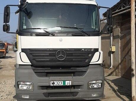 Mercedes Axor 2536