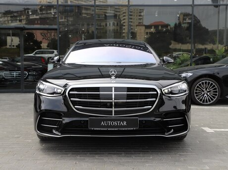 Mercedes S 450 4MATIC