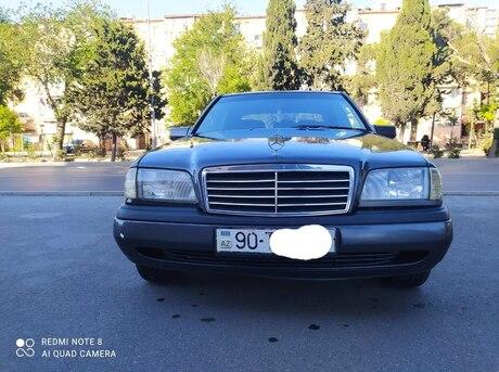 Mercedes C 180 1996