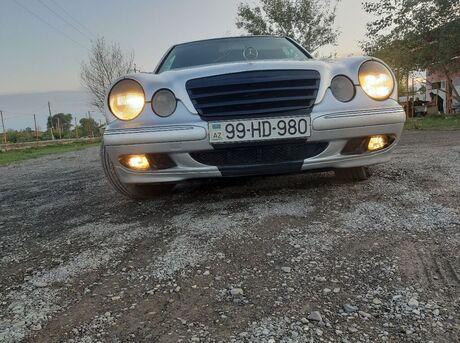 Mercedes E 200 2000