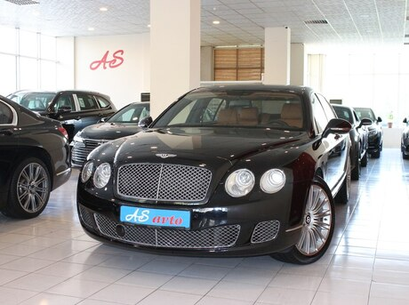 Bentley Continental 2011