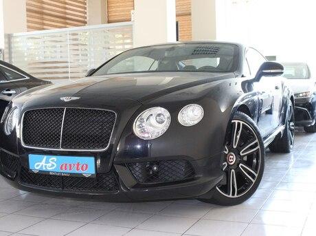 Bentley Continental 2013