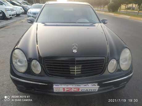 Mercedes E 500 2002