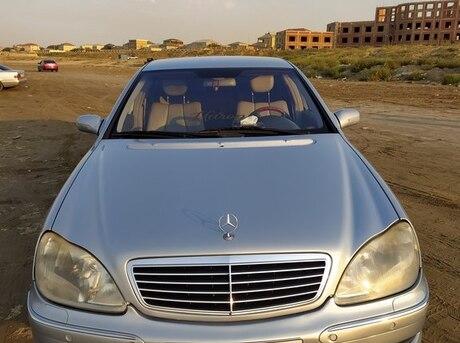 Mercedes S 430 1999