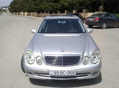Mercedes E 260 2002