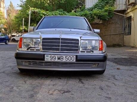Mercedes E 500
