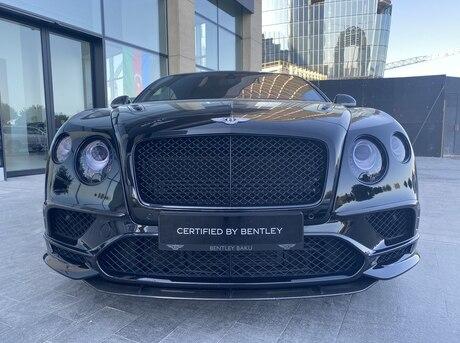 Bentley Continental 2017