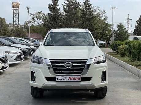 Nissan Xterra 2020