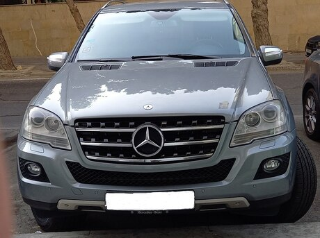 Mercedes ML 300 2009