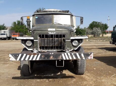 Ural 4320 1989