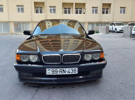 BMW 730 1999