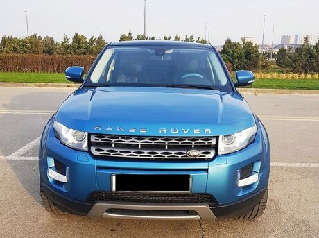 Land Rover RR Evoque 2013