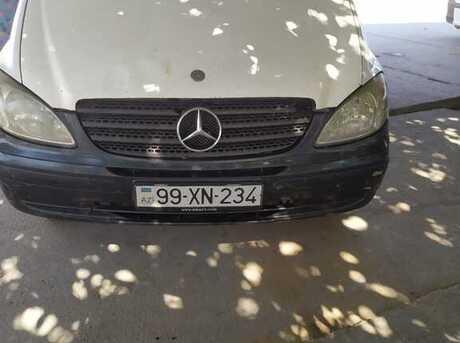 Mercedes Vito 109 2007