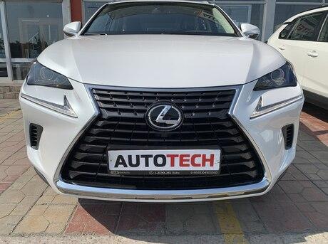 Lexus NX300 2021