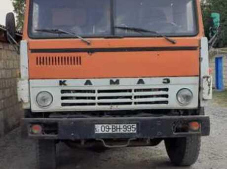 KamAz 5511 1989