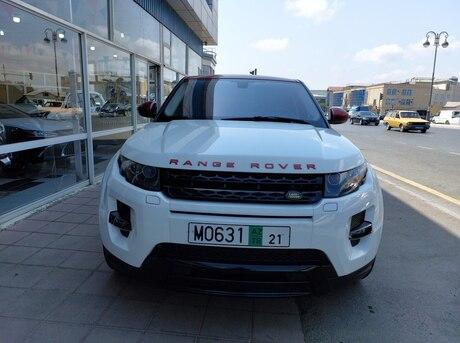 Land Rover RR Evoque 2016