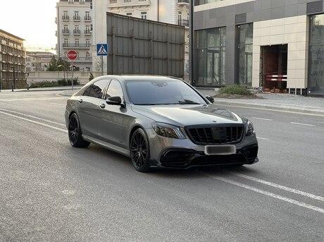 Mercedes S 63 AMG