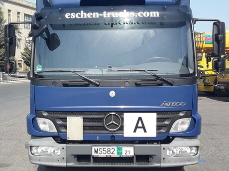 Mercedes Atego 818 2008