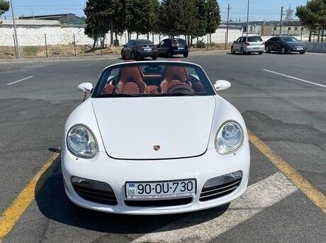 Porsche Boxter S 2008