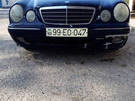 Mercedes E 260 2000