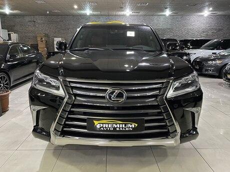 Lexus LX 450 2019