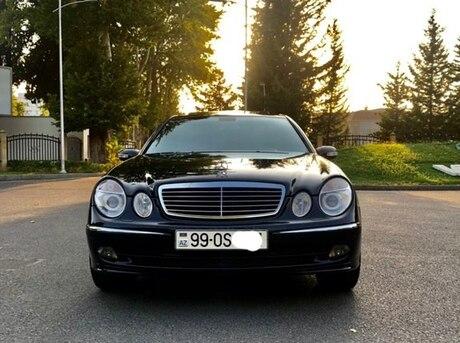 Mercedes E 260 2003