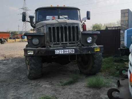 Ural 4320 1988