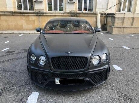 Bentley Continental 2010