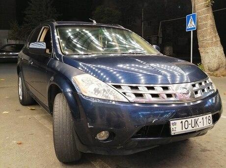 Nissan Murano 2006