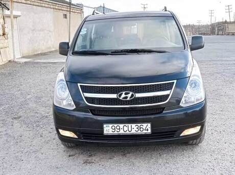 Hyundai H-1 2012