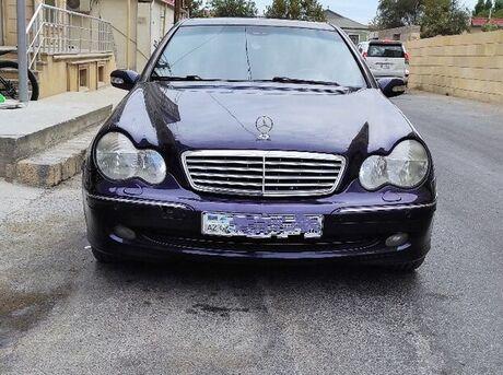 Mercedes C 320 2001