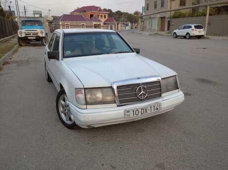 Mercedes E 260 1989
