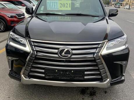Lexus LX 450 2021
