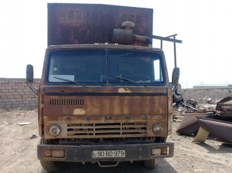 KamAz 53212 1990