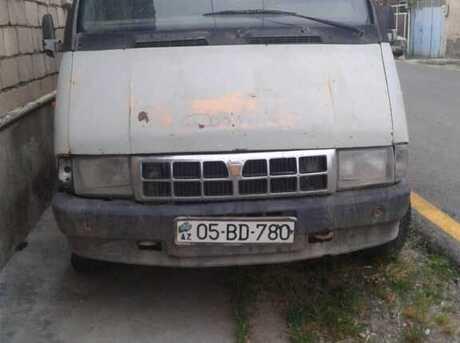 GAZ 330200 1995