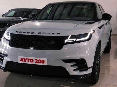 Land Rover RR Velar