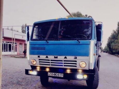 KamAz 5511 1980