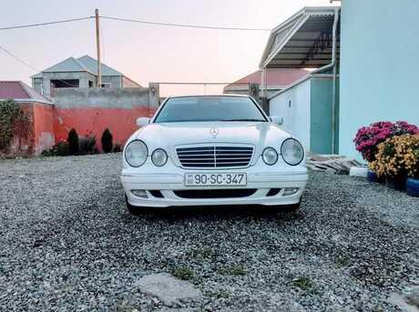 Mercedes E 270 2000