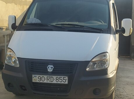 GAZ Sobol 2009