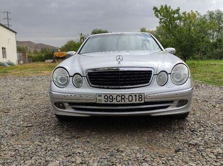 Mercedes E 270 2004