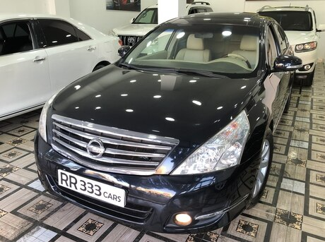 Nissan Teana 2008