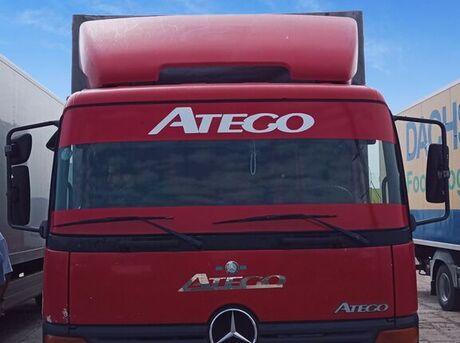 Mercedes Atego 818 2001