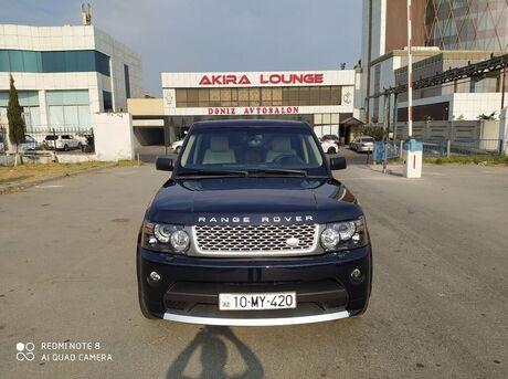 Land Rover RR Sport 2007