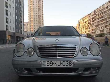 Mercedes E 260 2001