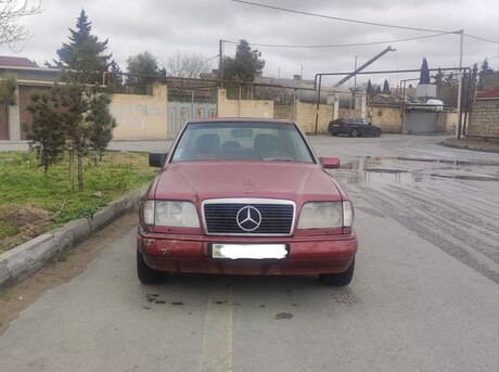 Mercedes E 260 1990