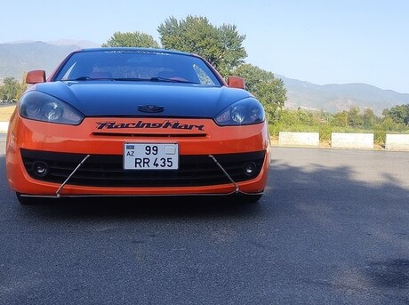 Hyundai Coupe 2009