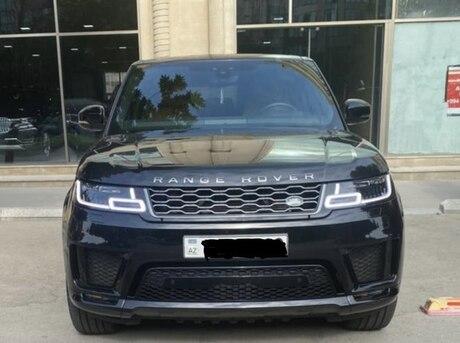 Land Rover RR Sport 2018