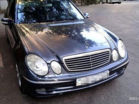 Mercedes E 270 2002