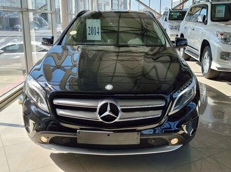 Mercedes GLA 250 2014